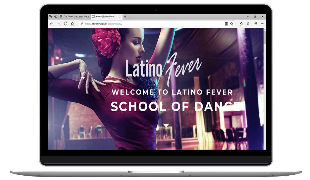 Sample Website by Sydney website designer, The Web Composer