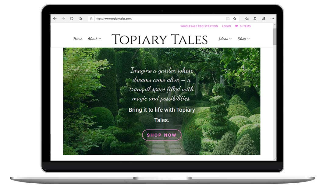 Online Store by The Web Composer